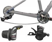 Ремонт переключения скоростей велосипеда