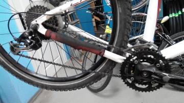 Наращивание цепи велосипеда