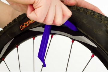 Замена покрышки велосипеда