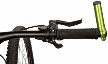 Установка рожек на руль велосипеда
