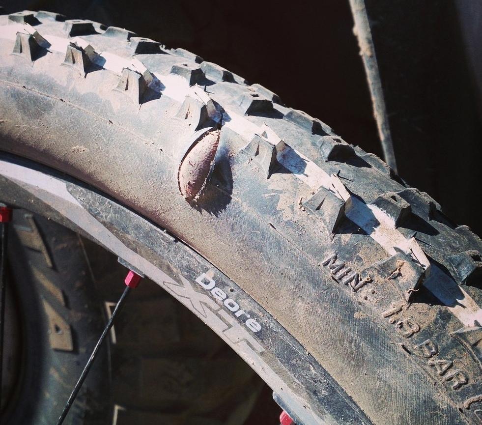 Ремонт велосипедных покрышек своими руками