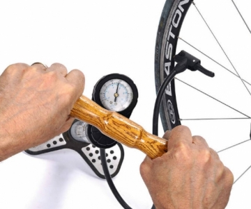 Подкачка колеса