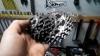 Чистка кассеты в растворителе
