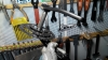 Монтаж/демонтаж шатунов велосипеда