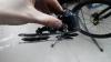 Замена заднего переключателя скоростей велосипеда