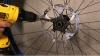Монтаж/демонтаж тормозного диска велосипеда