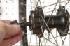 Обслуживание конусной втулки велосипеда
