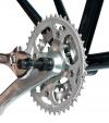 Замена шатунов велосипеда
