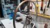 Расспицовка колеса велосипеда